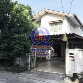 บ้านเดี่ยว2ชั้น หมู่บ้านเยาวพรรณ(บางกรวย-ไทยน้อยซ.40) 42 ตร.วา ทำเลดีมาก ราคาไม่แพง