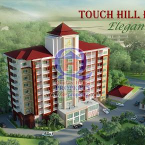 Touch Hill Place Condo เชียงใหม่ 84.20ตรม. ชั้น 7 วิวดอยสุเทพ