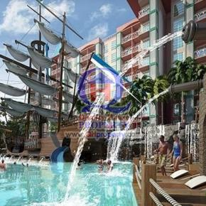 FOR RENT : Atlantis Condo Resort พัทยา ชั้น7 ขนาด 36 ตรม. เฟอร์นิเจอร์ครบ สวยมาก พร้อมเข้าอยู่ได้เลย