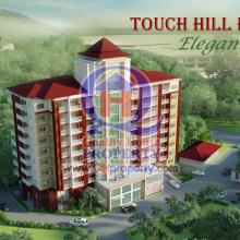 Touch Hill Place Condo เชียงใหม่ 84.20ตรม. ชั้น 7 วิวดอยสุเทพ เฟอร์ครบ