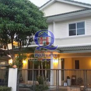 บ้านเดี่ยว 54 ตร.วา ม.ชัยพฤกษ์ คู้บอน28(Land&House) เฟอร์ครบ บ้านสวย พร้อมอยู่ ราคาไม่แพง