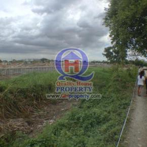 ที่ดินเปล่า 180 ตร.วา ซอยรามอินทรา 65 เหมาะทำบ้านพัก หรือซื้อไว้เพื่ออนาคต